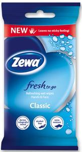 Zewa Classic vlhčené ubrousky 10ks