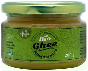 Navařeno BIO Ghee přepuštěné máslo