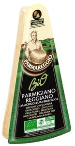 Parmareggio BIO Parmigiano Reggiano DOP parmezán