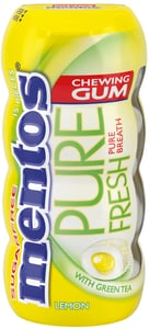Mentos Gum Pure Fresh Lemon