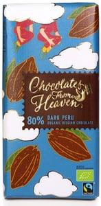 Chocolates From Heaven BIO Hořká čokoláda Peru 80%