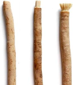 Yoni Miswa přírodní zubní kartáček