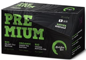 Matcha Tea BIO Čaj zelený Premium