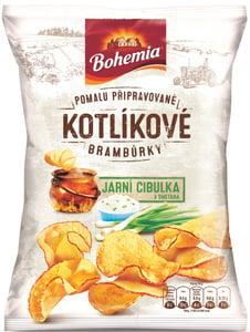 Bohemia Kotlíkové Jarní Cibulka a Smetana
