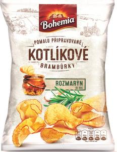 Bohemia Kotlíkové Mořská Sůl a Rozmarýn
