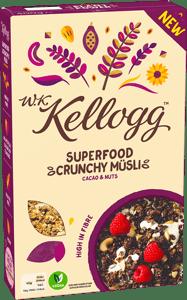 Kellogg's Superfood Crunchy müsli