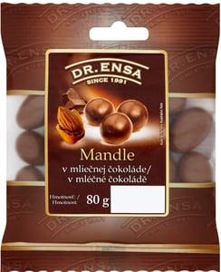 Dr.Ensa Mandle v mléčné čokoládě