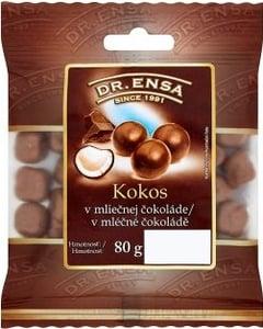 Dr.Ensa Kokosová kostka v mléčné čokoládě