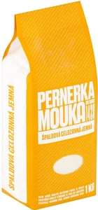Pernerka Špaldová celozrnná hladká mouka