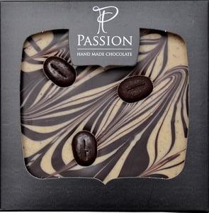 Passion Chocolate Cuvée čokoláda Káva a Hřebíček