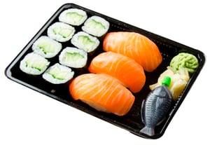 Yam Yam Sushi set Chi