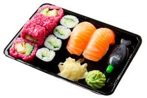 Yam Yam Sushi set Roku