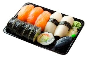 Yam Yam Sushi set Hachi
