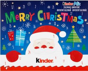 Kinder Mix adventní kalendář