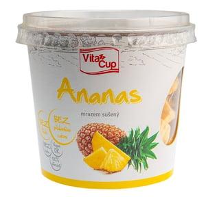 VitaCup Ananas mrazem sušený