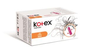 Kotex Normal tampóny 32ks