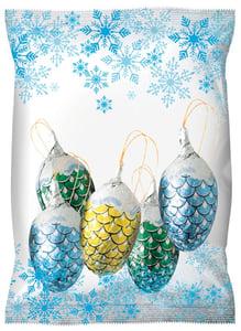 Chocoland Vánoční dekorace sáček Šišky