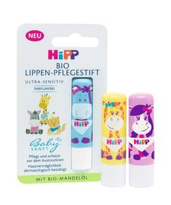 Hipp BIO Balzám na rty Babysanft