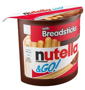 Nutella & GO Breadsticks