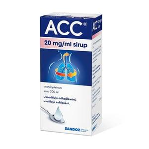 ACC 20MG/ML sirup 1X200ML