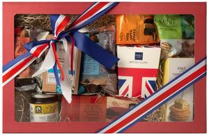 Marks & Spencer Britský dárkový balíček