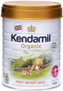Kendamil BIO Plnotučné kojenecké mléko 1