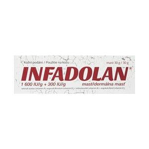 INFADOLAN 1600IU/G+300IU/G mast 30G II