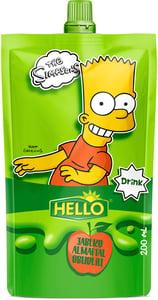 Hello Simpsons jablko