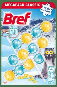 Bref Winter Edition Snow Bandit WC blok 3x50g