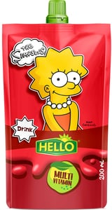 Hello Simpsons multivitamín