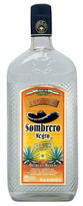 Tequila Sombrero Negro Silver