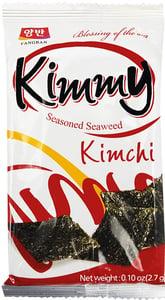 Dongwon Snack mořská řasa + kimchi