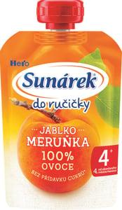 Sunárek Do ručičky meruňka