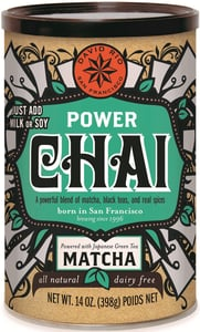 David Rio BIO Power Chai VEGAN