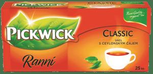 Pickwick čaj Ranní