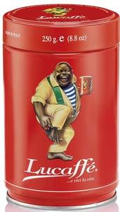 Lucaffé Classic, mletá káva