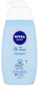Nivea Baby Jemný šampon