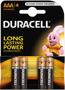 Duracell Basic AAA 2400 4ks