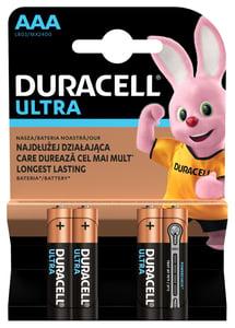 Duracell Ultra AAA 2400 4ks