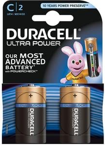 Duracell Ultra Power C 2K
