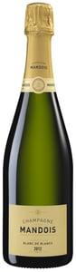 Champagne Mandois Blanc de Blancs brut 1er cru