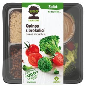 UGO salát Quinoa s brokolicí