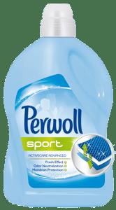 Perwoll Sport Activecare Advanced prací prostředek (2,7l)