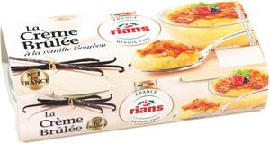Rians Crème Brûlée 2x100 g