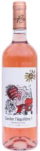 Chateau de Cranne BIO Růžové víno