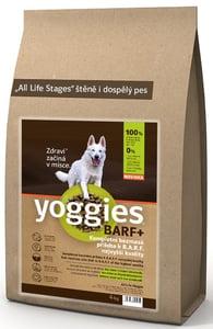 Yoggies BARF Plus - příloha lisovaná za studena (granule)