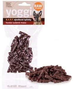 Yoggies B.A.R.F. hovězí výcvikové pamlsky pro psy