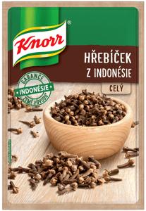 Knorr Hřebíček z Indonésie celý