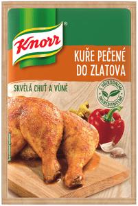 Knorr Kuře pečené do zlatova
