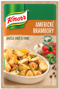 Knorr Americké brambory